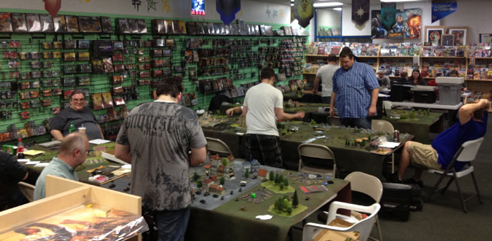Demo Days at Hastur Games