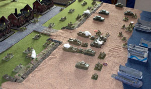 D-Day Landing Event at Janco Toys in Barnsley