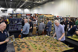 Rangers at Salute 2013