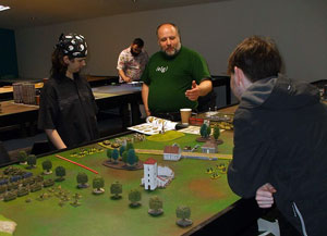 Common Ground Games at Stirling in Scotland