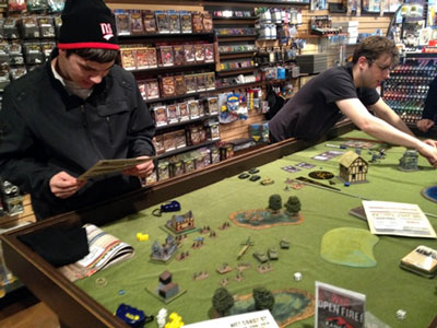 Rangers At Strategies Games