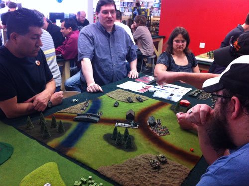 Front Range Rangers Report From International Tabletop Day