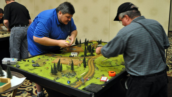 2012 US Masters Report