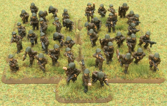 RBX01 Puscasi Company with one Platoon