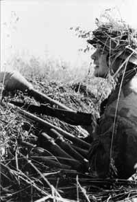 German with Panzerfaust