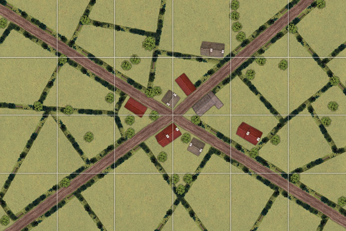 St Bathelmy Game Map