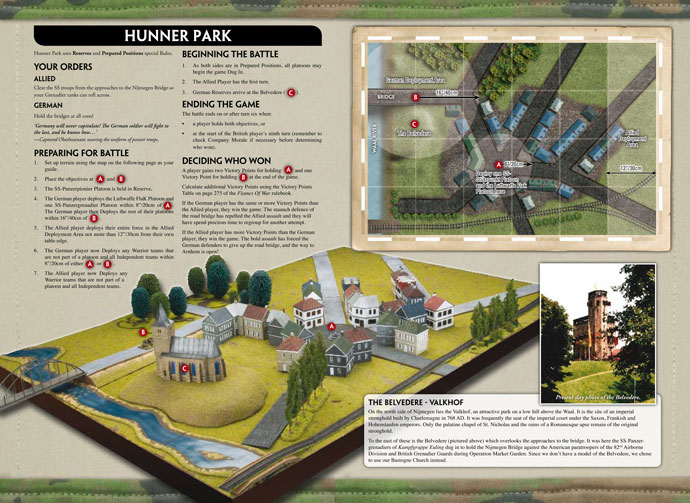 A Walk In The Park: The Battle For Hunner Park