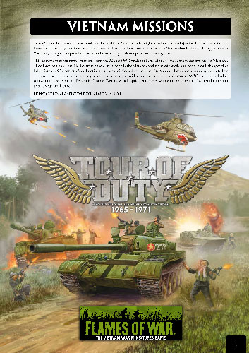 Flames Of War Tour Of Duty Pdf