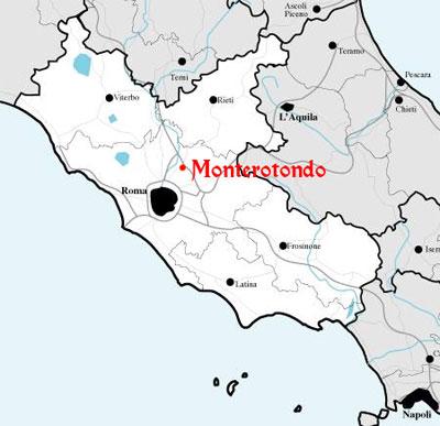 Monterotondo near Rome