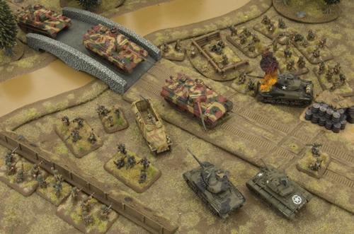 Peiper's Charge – Running the Gauntlet in the Ardennes