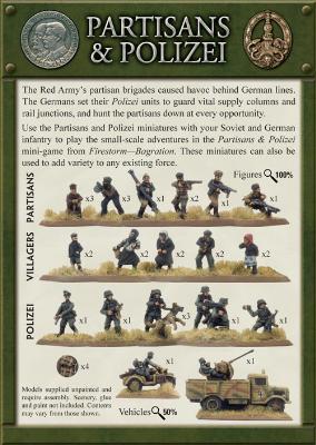 Partisans & Polizei (SBX09)