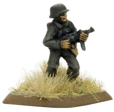Polizei SMG gunner, Partisans & Polizei (SBX09)