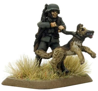 Polizei dog handler, Partisans & Polizei (SBX09)