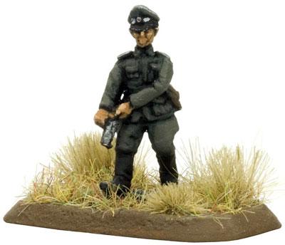 Polizei Officer, Partisans & Polizei (SBX09)