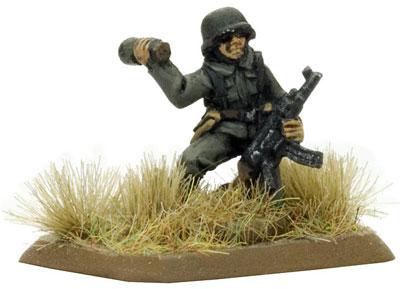 Polizei with grenade, Partisans & Polizei (SBX09)