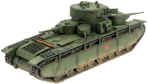 T-35 tank