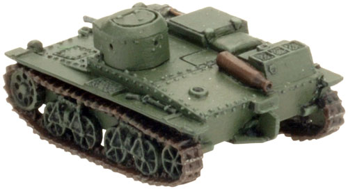 T-38 Scout Tank Company (SBX27)