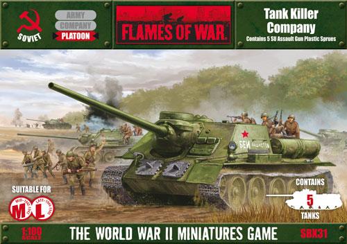 Tank Killer Company (SBX31)