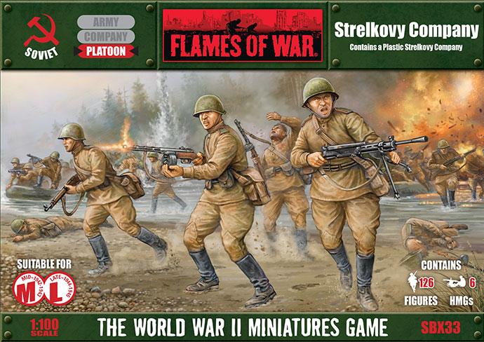 Strelkovy Battalion (SBX33)