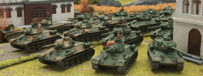 Guards Tank Battalion (SUAB04)