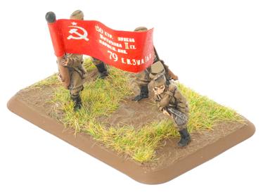 Red Banner Warriors (SU886)