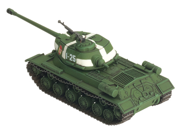 IS-2 Guards Heavy Tank Company (Plastic) (SBX36)