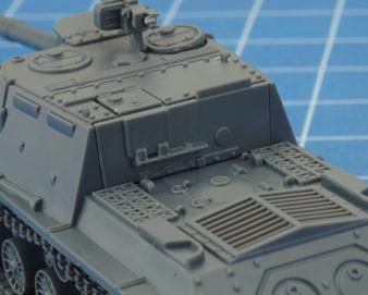 Heavy Assault Gun Company (Plastic) (SBX37)