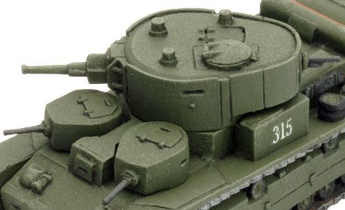 T-28E Turrets (SU044)