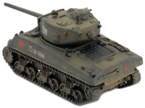 M4 76mm Sherman (SU073)