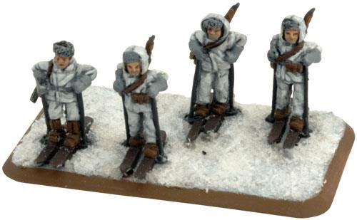 Finnish Sissi Troops (Winter) (FSO115)