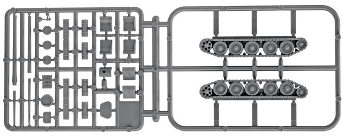 Plastic Panther Sprue
