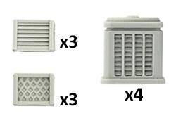 Air Con Units (XSO109)