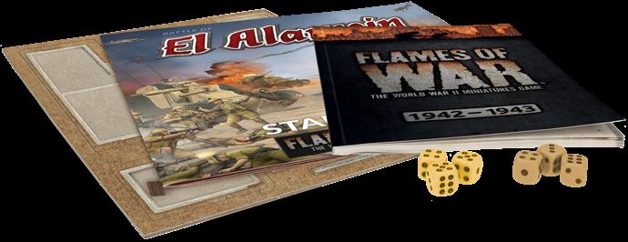 Battle of El Alamein: War in the Desert (FWBX07)