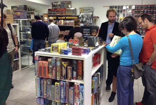 Helvetia Games Shop