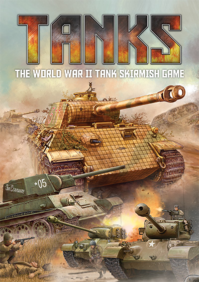 TANKS, the World War II Tank Skirmish Game