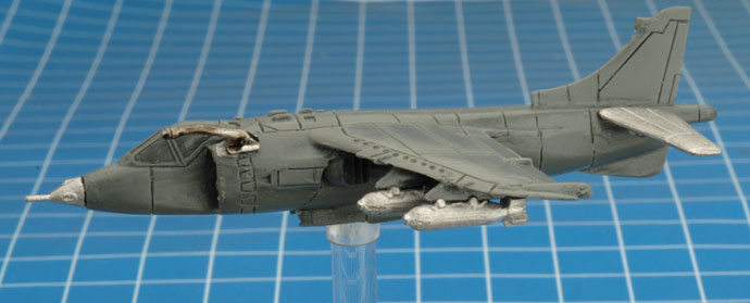 Harrier Assembly (TUBX12)