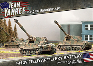 M109 Field Artillery Battery (TUBX04)