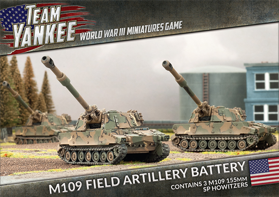 M109 Field Artillery Battery (TUBX04)