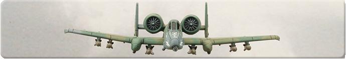 A-10 Warthog (x2) (TUBX06)