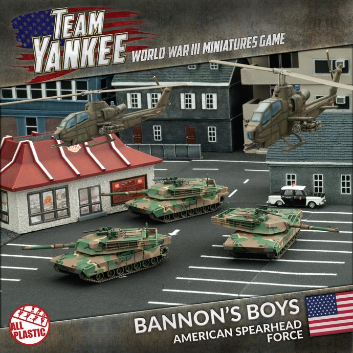Bannon's Boys Plastic Army Deal (TUSAB2)