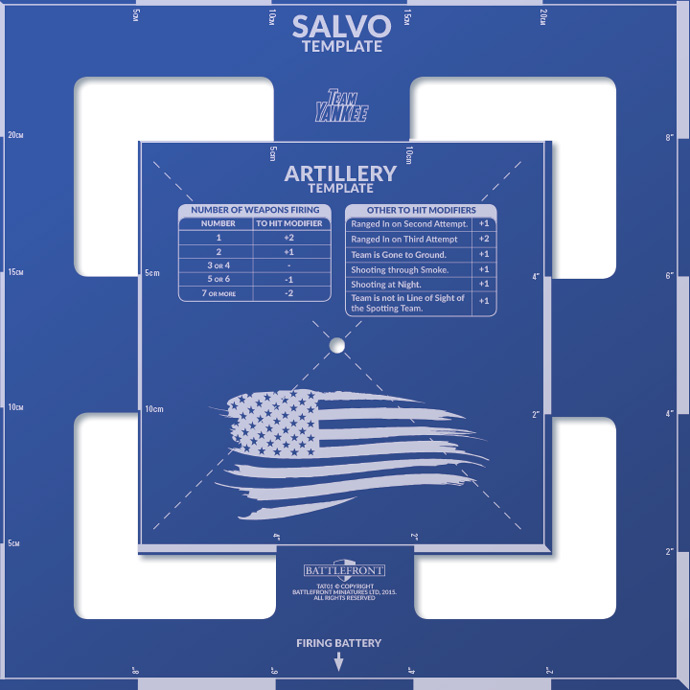 US Salvo Template (TAT01)
