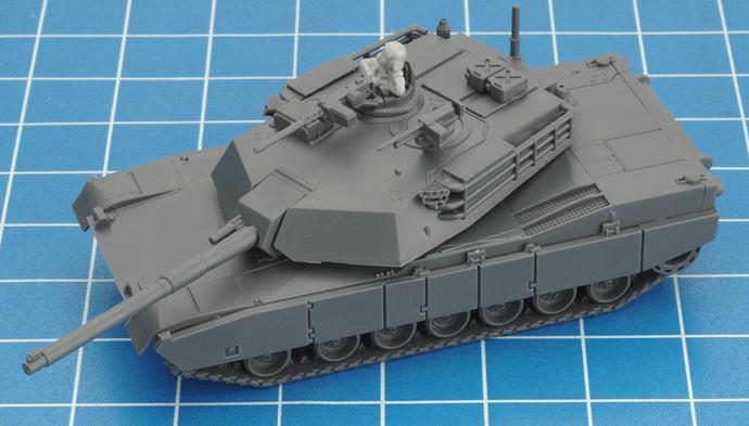 M1 Abrams Tank Platoon (TUBX01)