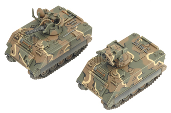 M163 VADS/M901 ITV Platoon (x4) (TUBX02)