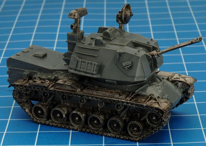 M247 Sergeant York Assembly (TUBX10)