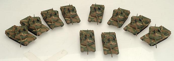 Chris' M1 Abrams Company