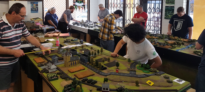 Hall of Heroes Iron Maiden Gaming Day: Part Two
