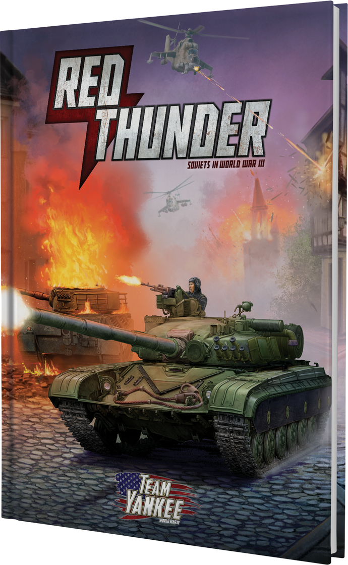 Red Thunder Design Notes