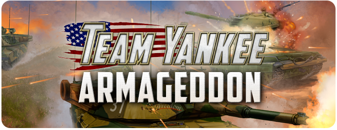 Team Yankee Armageddon Launch Event