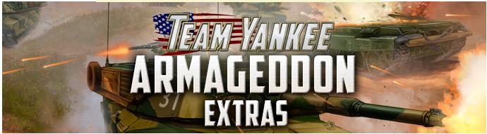 Armageddon Live Blog - Extras