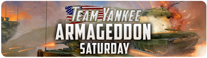 Armageddon Live Blog - Saturday